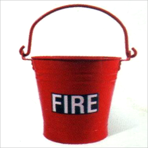 Fire Blanket And Bucket