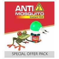 Anti Mosquito Liquid Vaporizer Combo Pack