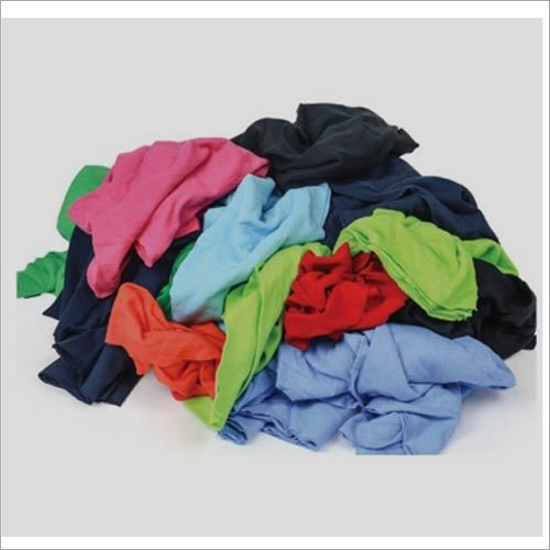 Color T-Shirt Rags