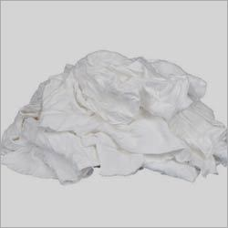 White Plain T-Shirt Rags