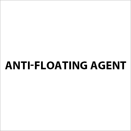Anti-Floating Agent