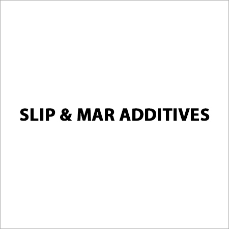 Slip & Mar Additives