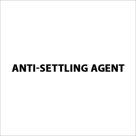 Anti-Settling Agent