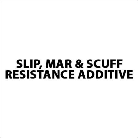 Slip, Mar & Scuff Resistance Additive