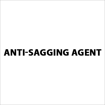 Anti-Sagging Agent