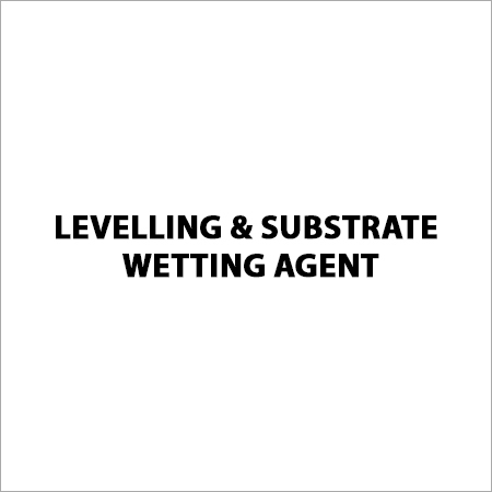 Levelling & Substrate Wetting Agent