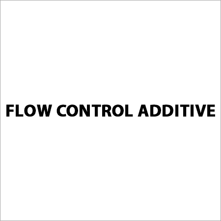 Flow Control Additive
