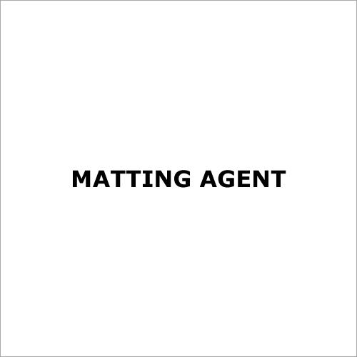 Matting Agent