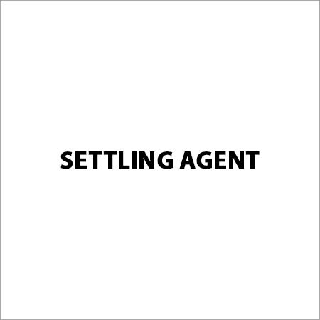 Settling Agent