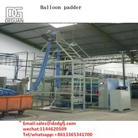 Double Balloon Padder For Cotton Fabrics