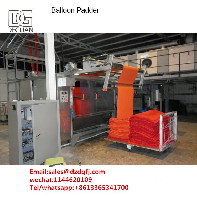 Double Balloon Padder Machine