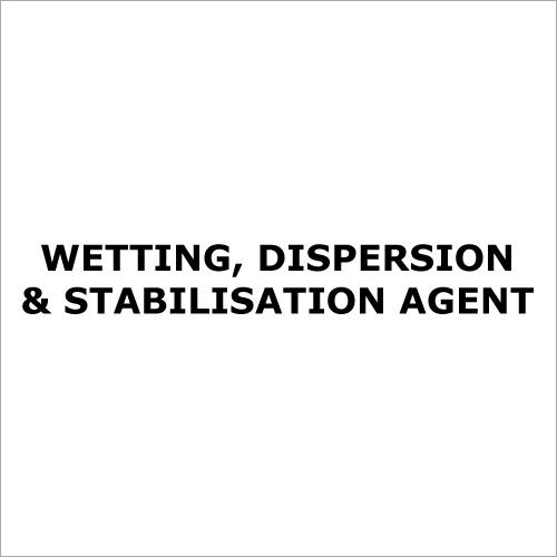 Wetting, Dispersion & Stabilisation Agent