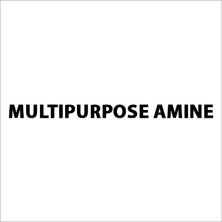 Multipurpose Amine