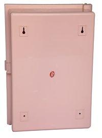 Bathroom Cabinet Pink