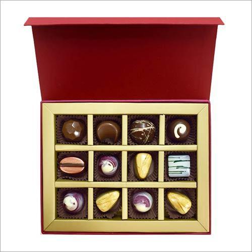 Assorted Nut Chocolate Gift Box
