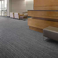 Mindful Stripe - Carpet Tiles