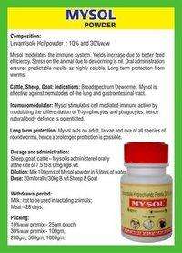 Levamisole Hydrochloride powder (Mysol)