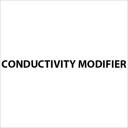 Conductivity Modifier