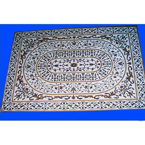 Marble Floor Rangoli