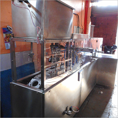 Cup Filling Sealing Machines
