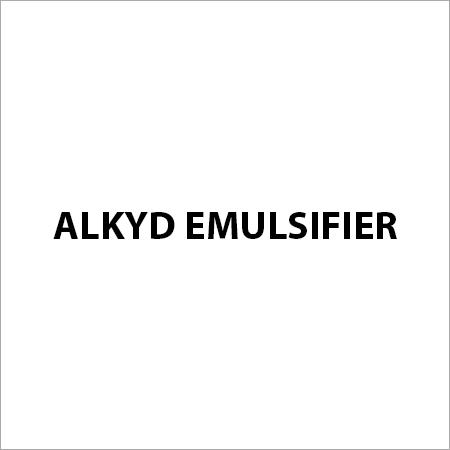 Alkyd Emulsifier