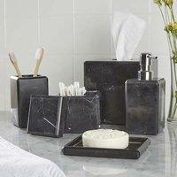 Marble Bath Set