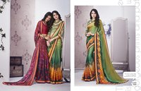 Indian designer wear best georgette sarees