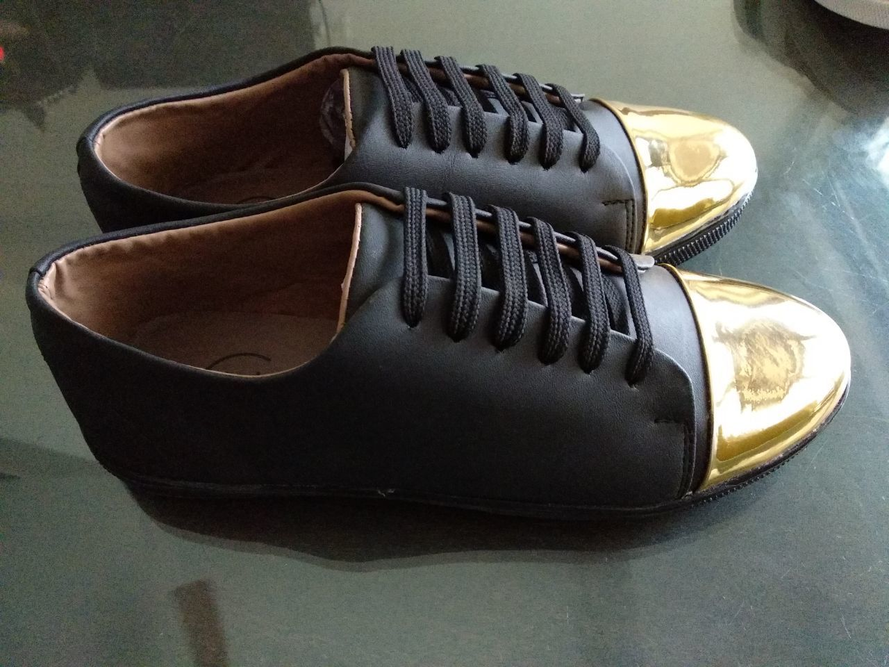 CASUAL FANCY SNEAKERS FOR MEN'S ON PVC SOLE
