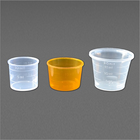 PP Plastic Measuring Cups