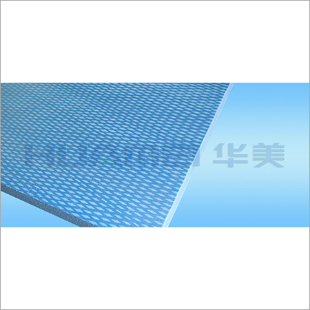 Extruded Polystyrene Sheet with Pattern Coated