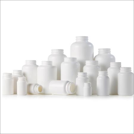 Medicines Plastic Bottles