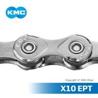 KMC CHAIN X10 10 Speed Anti-Rust Bicycle Chain (Taiwan HQ)