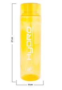 Water Bottle Yellow