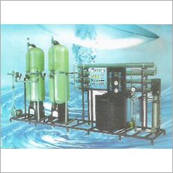 2000 LPH RO Plant