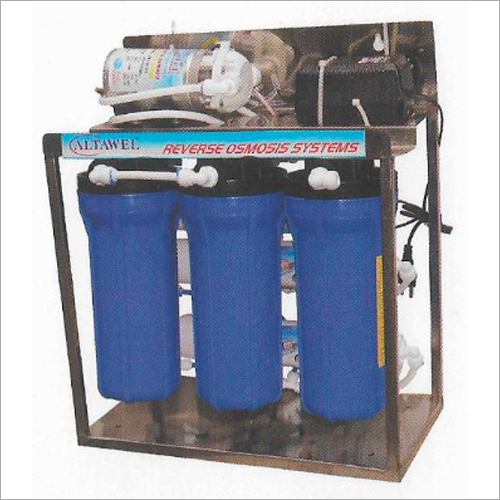 Commercial RO System 25 LPH