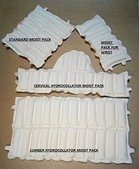 Hydrocollator Moist Hot pack