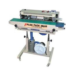 Air Flushing Continuous Band Sealer