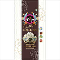 Classic 301 Long Grain Basmati Rice