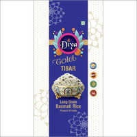 Tibar Long Grain  Basmati Rice