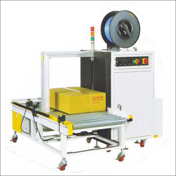 Fully Automatic Strapping Machine (with Free Roller Table)