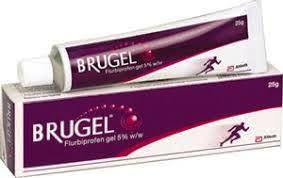 BRUGEL ACTIFAST GEL