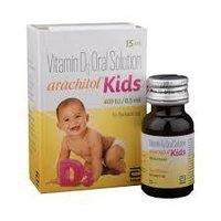 ARACHITOL KIDS Syrup