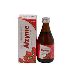 Alzyme Syrup (Orange)