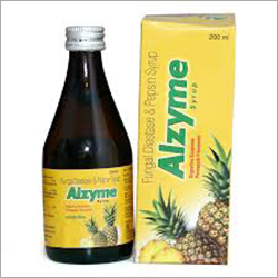 Alzyme Syrup (Cardamom Flavour)