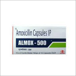 Almox 125 mg DT