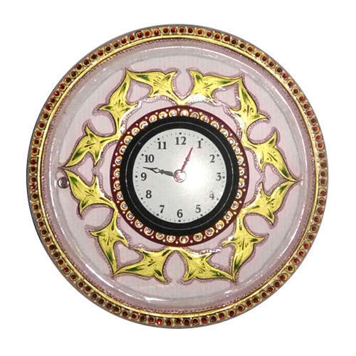 Jali Wall Clock
