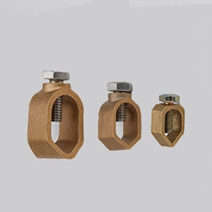 Earth Rod Cable Clamp