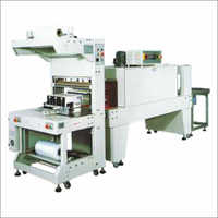 Semi-Auto Sleeve Sealing & Shrink Packaging
