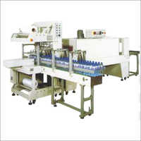 Auto Sleeve Sealing & Shrink Machine