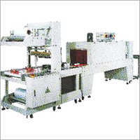 Front Feeding Auto Sleeve Sealing & Shrinking Machine